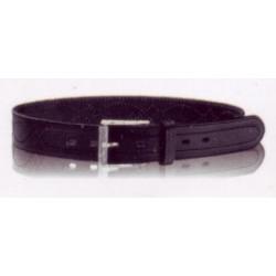 Cintura in vero cuoio h. 3 cm.
