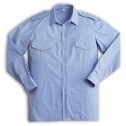 Camicia manica lunga mod. militare