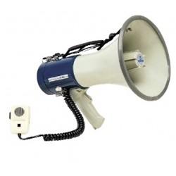 Megafono per squadre d'emergenza